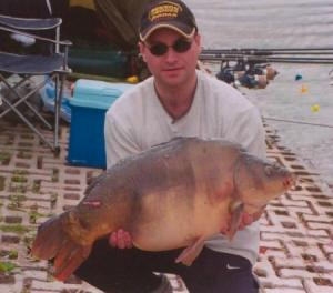 Picture Two-Tone carp at 28lbs Lichfield