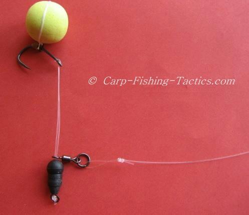 Big Heavy Effective Pop Up Fishing Rig