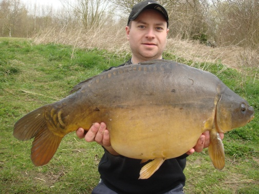 How to catch large carp in early spring time