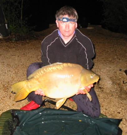 Smiths smaller carp 25 pounds