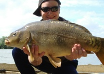 Oxford linear Oxlease lake 15 Pounds mirror carp