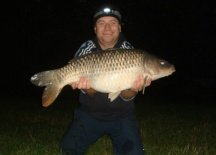 A Milton Lakes Upper Twenty pounder!