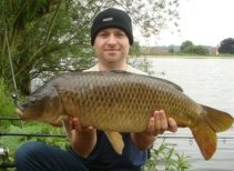 Another original double-figured common strain of carp from UK water