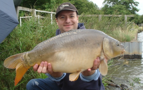 Picture Earlswood Mirror Carp
