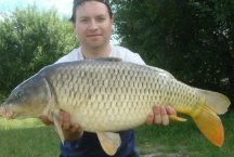 Iamges of carp caught Barston lakes