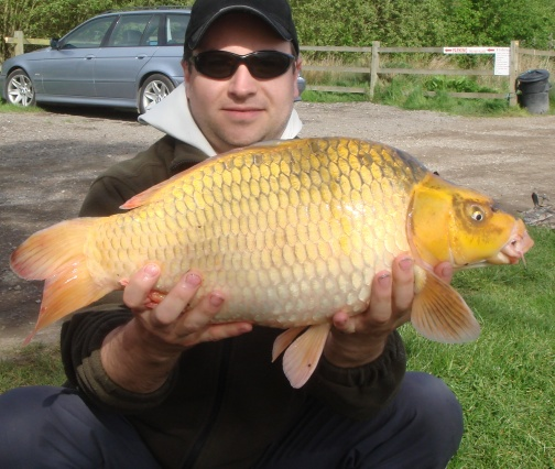 Picture of carp Not Caught Much