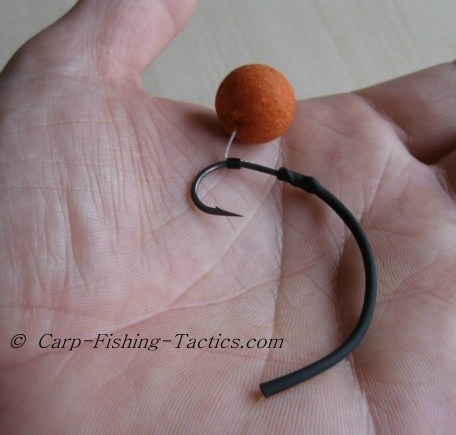 Few pictures showing hook turning test of withy rig