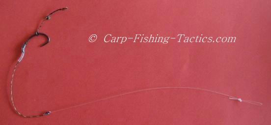 Quick-change combination carp rig system image