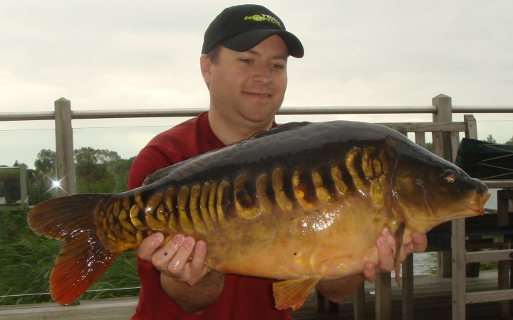 Image of Prized Mirror Carp