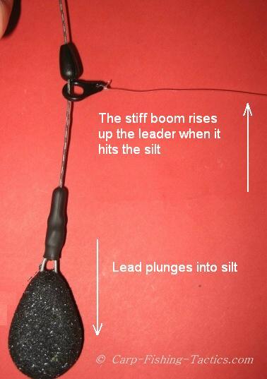 Images showing effective silt rig presentations