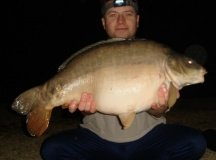 Image of Hardwiscks Smith Linear lake big carp