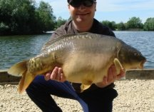 Picture showing How to Catch The Carp at Oxlease Lake Oxford