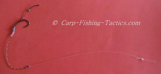 Quick-change combination carp rig system image