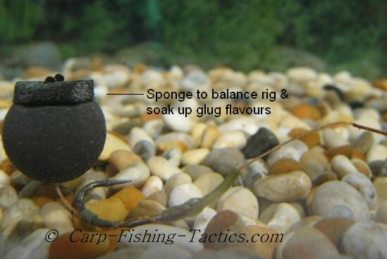 Another single hookbait tactical fishing rig